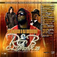 R&B Climax 23 Valentines Day Edition Mixtape CD