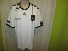 """Deutschland """"DFB"""" Adidas Trikot 2010 + Länderspiel 9.Februar 2010  Gr.XL Neu"""