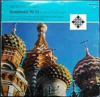 Tchaikovsky - Symphony No. 6, MELIK-PASHAEV, Bolshoi Orch., Telefunken BLE 14079