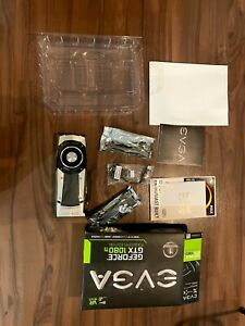 EVGA GeForce GTX 1080 Ti 11GB (11GP46390KR) Founders Edition Graphics Card