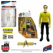 The Big Bang Theory Leonard Tos Ee Exclusive Star Trek Action Figure Bif (KB20)
