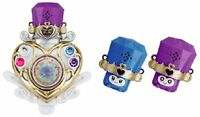 Bandai SUITE PRECURE Transformation Brooch Cure Muse ver. F/S w/Tracking# Japan
