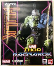 S.H.Figuarts Hulk Thor Ragnarok Action Figure Bandai Tamashii IN STOCK USA NEW
