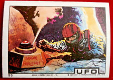 UFO - ANGLO (1970) - Card #53 - Individual Trading Card, Excellent Condition