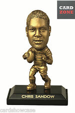 2009 Select NRL LIMITED EDITION GOLD FIGURINE NO.39 Chris Sandow (Rabbitohs)