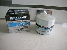 Quicksilver MERCURY Part 35-866340Q03 Oil Filtro Filter Marine Boat New