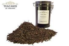 Golden Pu-erh Tea 100g Gift Caddy Loose Leaf 5yrs Best Quality Value
