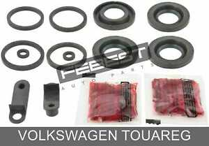 Rear Brake Caliper Repair Kit For Volkswagen Touareg (2003-2010)
