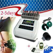 Electro Stimulation Beauty Machine Body Shaper Slim massager weight loss+gift-US