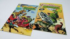 Cadillacs and Dinosaurs in 3D and No.1 Kitchen Sink Comics Tyco Toys Edition 93