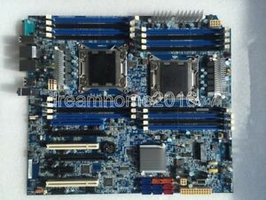IBM Lenovo ThinkStation D30 Dual Motherboard LGA2011 FRU 03T6735 03T6501 03T8422