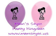 Ni Hao Kai Lan latex ballons party supplies