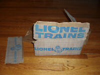 Lionel Postwar 1551W Original Train Set Box JC Jersey Central Switcher Freight
