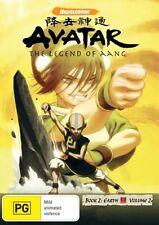 Avatar - The Last Airbender - Earth : Book 2 : Vol 2 (DVD, 2009)