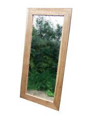 Tall Mirror From Solid Teak Wood 150cm Cvapollo(uk)