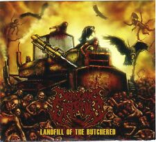 DRAGGING ENTRAILS - Landfill Of The Butchered Digi CD Kraanium Devour The Unborn