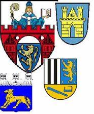 Siegen / Siegerland  8 historische Wertpapiere Grundstock Sammlung Aktien Kux