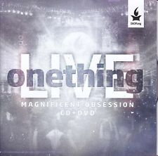 ONE THING LIVE: Magnificent Obsession CD + DVD