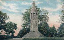 PC65703 Queen Eleanor Cross. Northampton. Valentine