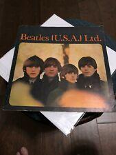 The Beatles USA LTD 1965 Tour Program