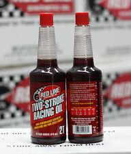 Redline Oil Two-Stroke 2-Stroke 2T Racing Oil 473ml One Bottle