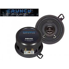 CRUNCH DSX 32 2-WEGE KOAX 8,7 cm Lautsprecher DSX32 Leistung 50/100 Watt 1 Paar