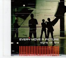 (FT822) Every Move A Picture, Signs Of Life - 2006 DJ CD
