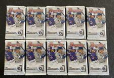 2020 Bowman MEGA Box Bowman 10 Card Packs - LOT of 10 - Target Exclusive