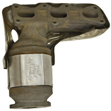 Exhaust Manifold with Integrated Catalytic Converter Front Left fits Millenia