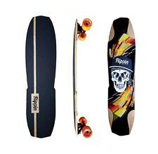 Flippin Board Co Eagle Eye Downhill Freeride Longboard Complete