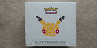 POKEMON TCG Generations Elite Trainer Box Sealed Packs Cards 20th Anniversary