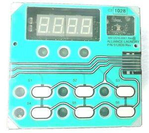 Speed Queen 70450501P / 512858 Dryer Board ASSY C4 TUMB CTRL  - 1 YEAR WARRANTY!