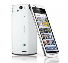 "Débloqué Téléphone 4.2"" Sony Ericsson Xperia arc S LT18i 8MP 1GB WIFI - Blanc"