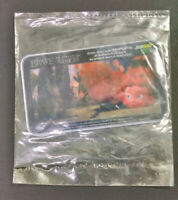 "Subway Brave Holographic Lenticular Motion Card and Coupon, 3-3/4"" x 2-1/4"""