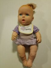 1994 Gerber Doll Plastic Moveable original outfit