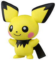 Takara Tomy Pokemon MC-046 Pichu XY Pocket Monster Moncolle Collection Figure