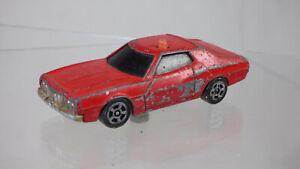 Corgi Juniors Rare Starsky & Hutch Red Ford Gran Torino Vintage Diecast Toy Car