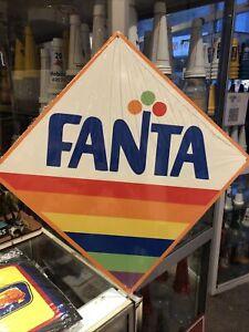 Fanta Repro Metal Sign