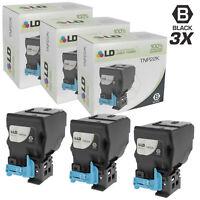 LD Reman Konica-Minolta A0X5132 TNP22K 3pk Black for Bizhub C35 C35P