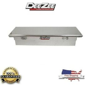 Dee Zee Red Label Single Lid Crossover ToolBox For Chevy Dodge Ford GMC-DZ10170L