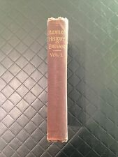 The History of England from the Accession of James II by T.B. Macaulay Vol. I