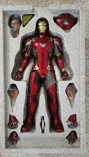 Hot Toys MMS 353 D16 Captain America Civil War Iron Man Mark 46 XLVI Diecast