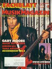 Fachblatt Musik Magazin 1987/05 (Gary Moore)