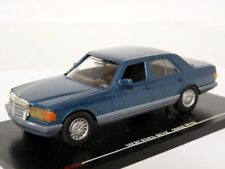Alstor 1/43 Mercedes-Benz 500SE W126 Resin Handmade Model Car