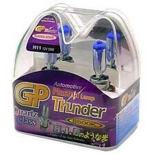 Authentic GP Thunder™ 8500K H11 Xenon Headlamp Fog Light Bulbs for Nissian Honda