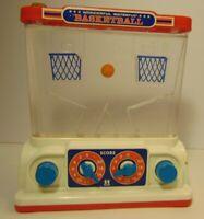 Working Old Vintage 1977 TOMY WONDERFUL WATERFUL BASKETBALL Handheld Water Game