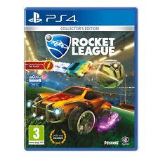 Rocket League Collectors Edition PS4