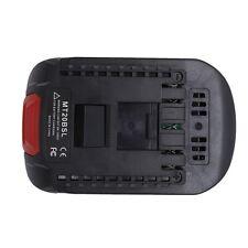 MT20BSL Li Ion Akku Konverter Adapter für Makita 18V BL1830 BL1860 BL1850 M9W4