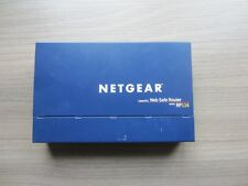 WEB SAFE ROUTER RP 114  -NETGEAR-