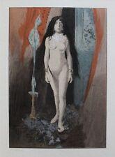 Jean LORRAIN Ma Petite Ville Illustrations de Manuel ORAZI 1/250 sur Rives 1898